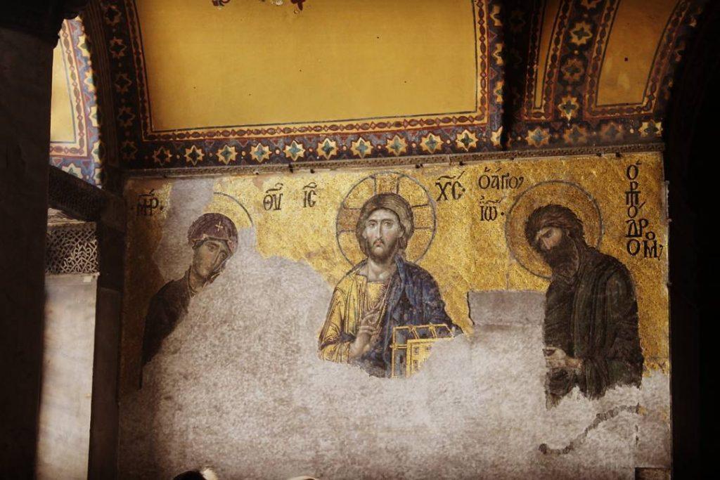 Icoanele de la Hagia Sofia