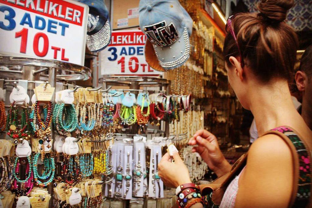 Brățări din Marele Bazar