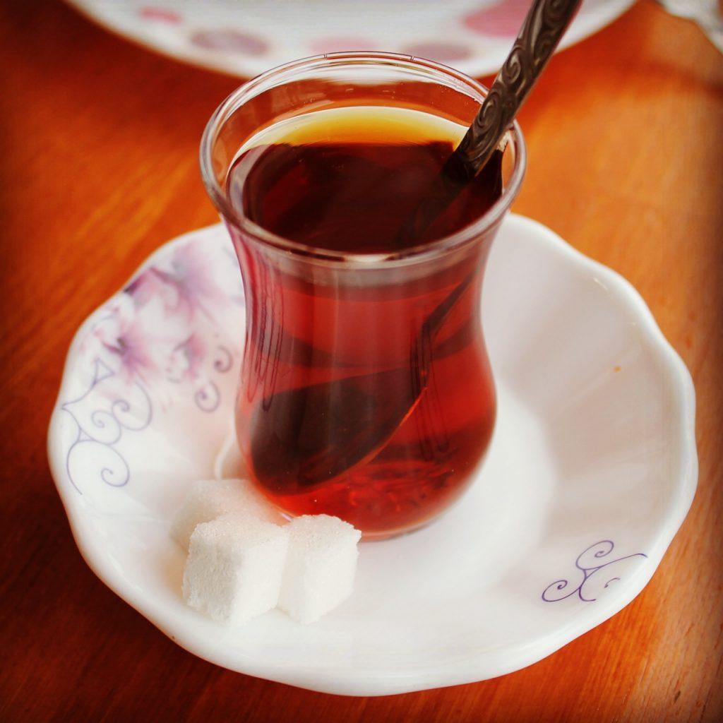 Ceai negru, turcesc