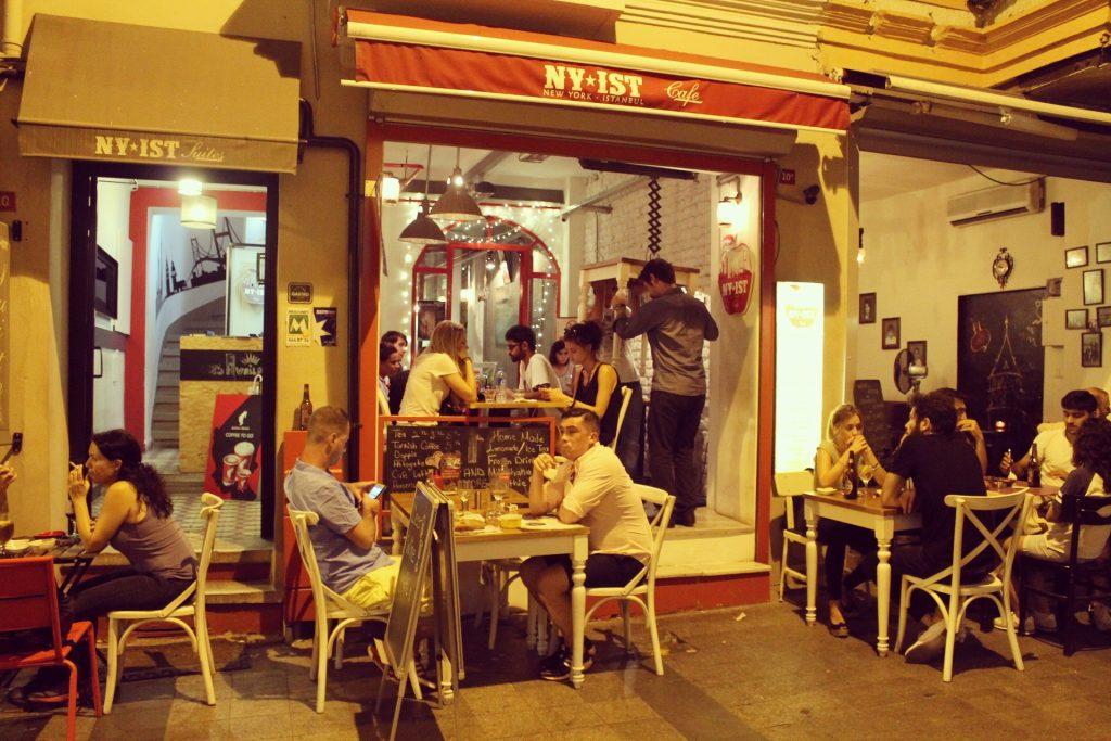 Taksim Safe House,