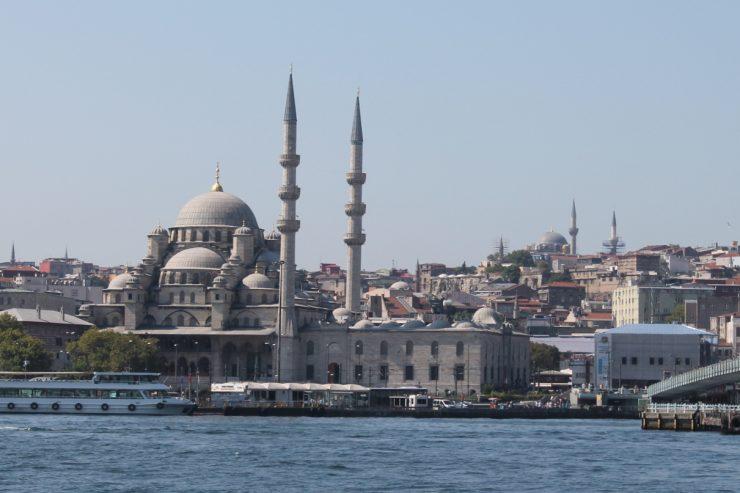 Istanbul, Yeni Cami Eminonu