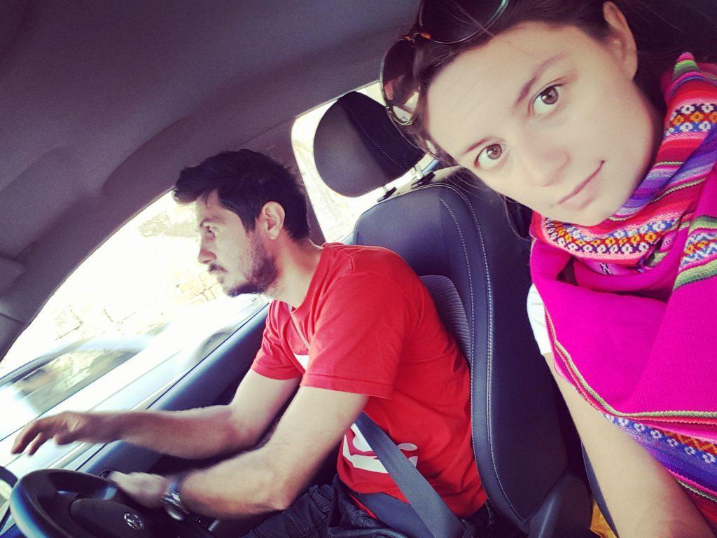 Cu mașina în Malta
