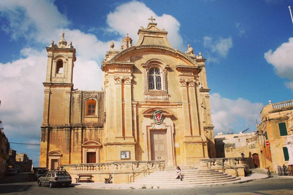 Biserica din Qrendi