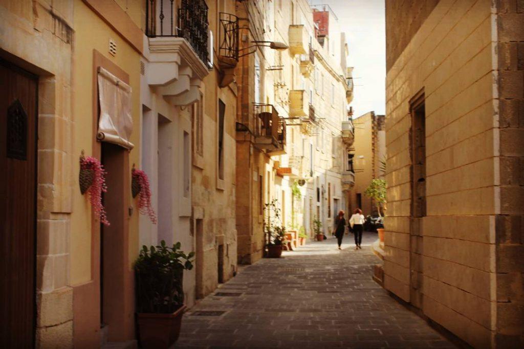 Srăduțe din Vittoriosa