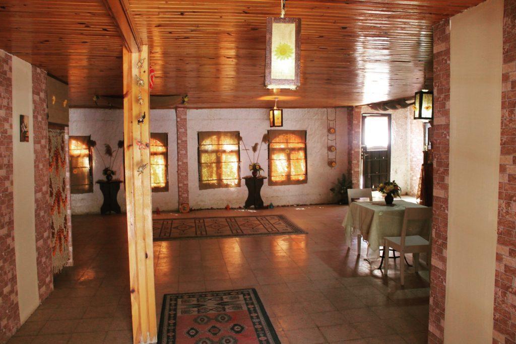 Iar interior de hamam