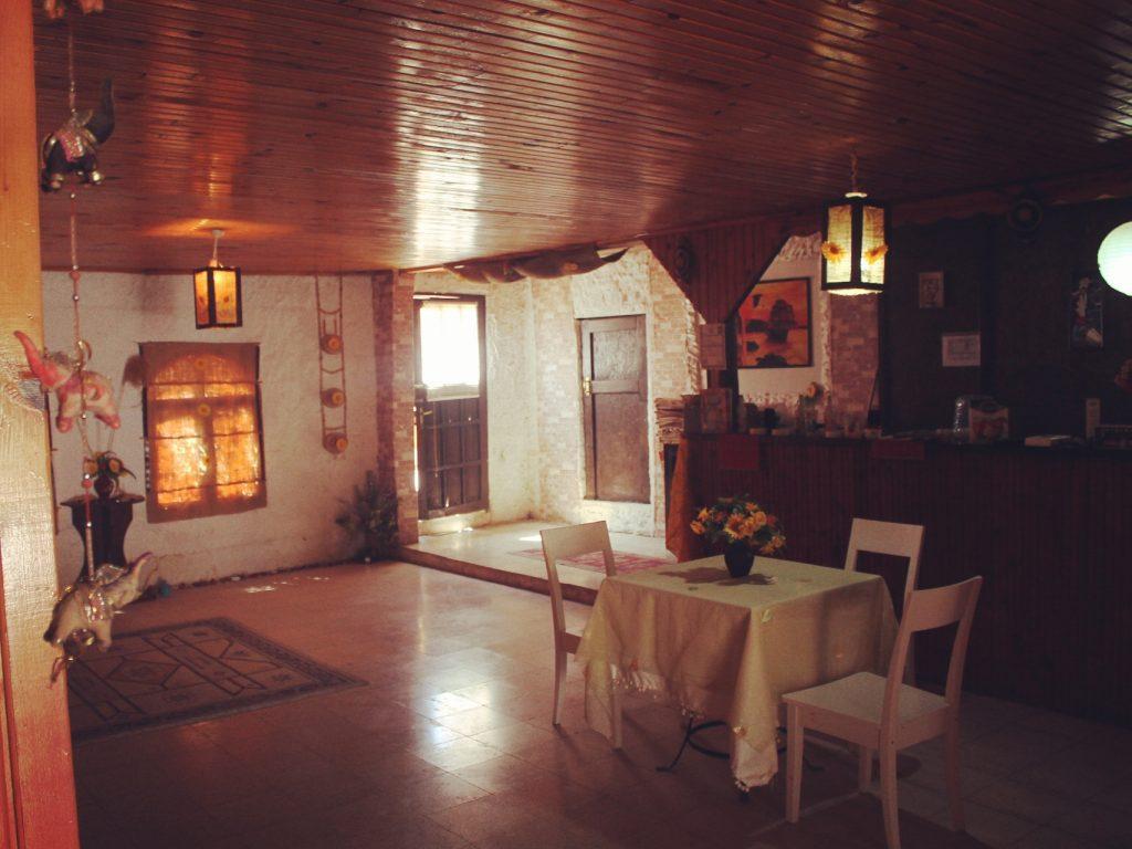Interior de hamam