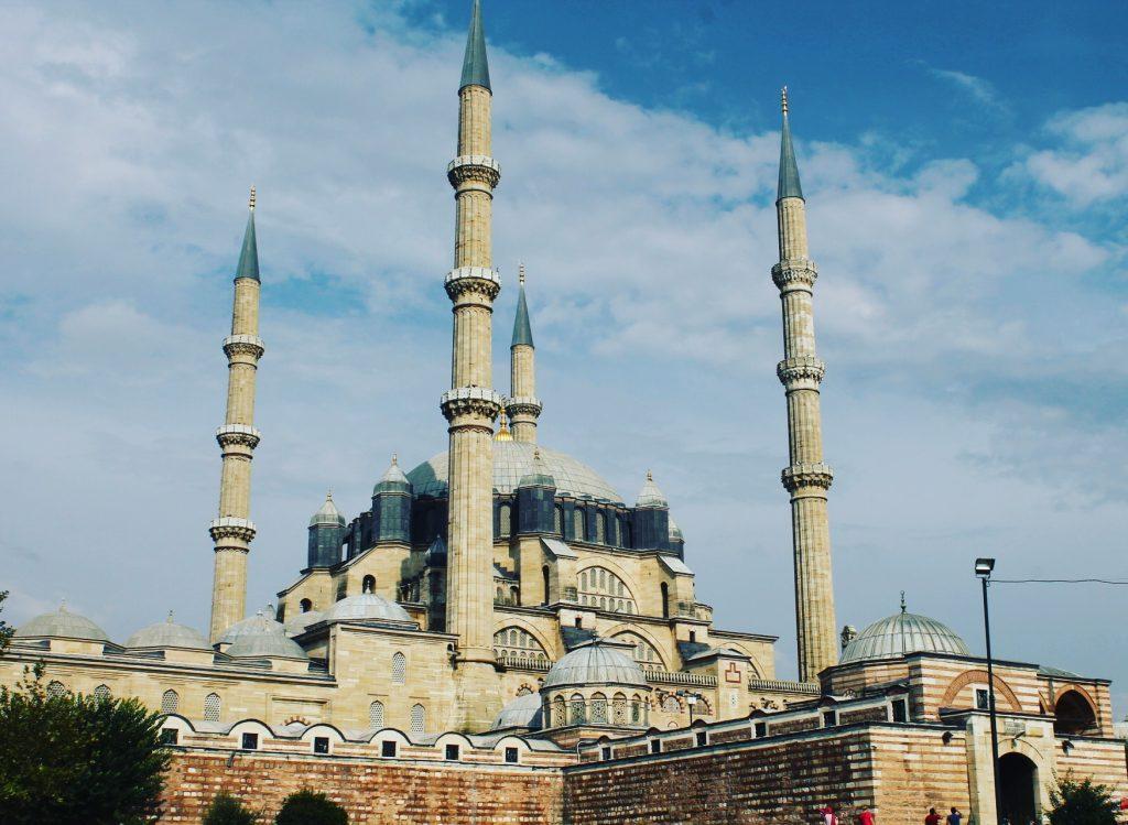 Moscheea Selimiye din Edirne