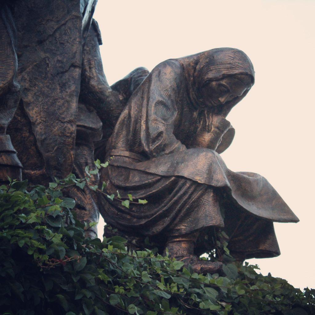 Statuile de la Respect for History Park