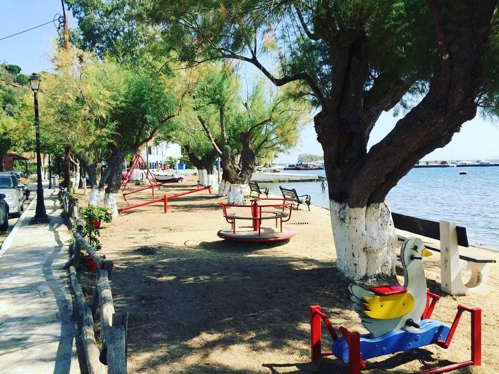 Mini parcul din Platanias