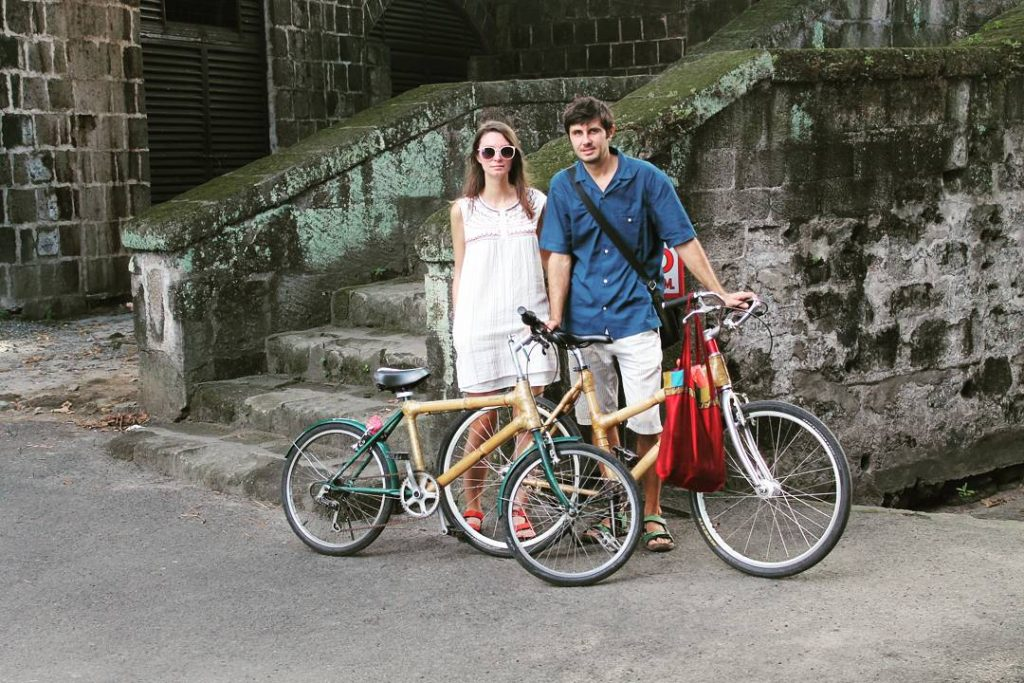 Noi doi și două biciclete