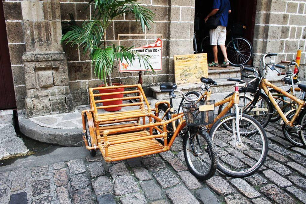 Bicicleta din bambus în care speram să fiu plimbată