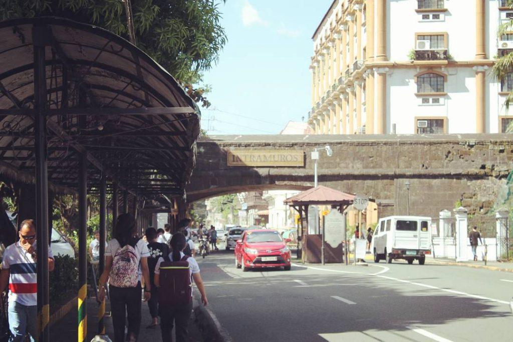 Intrarea în Intramuros