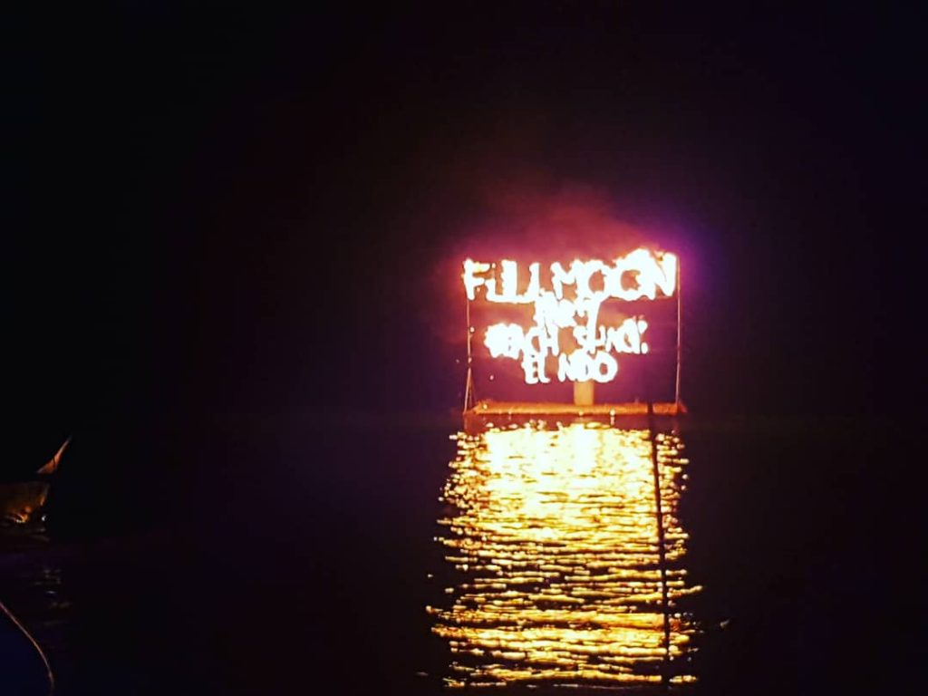 Full Moon Party, El Nido