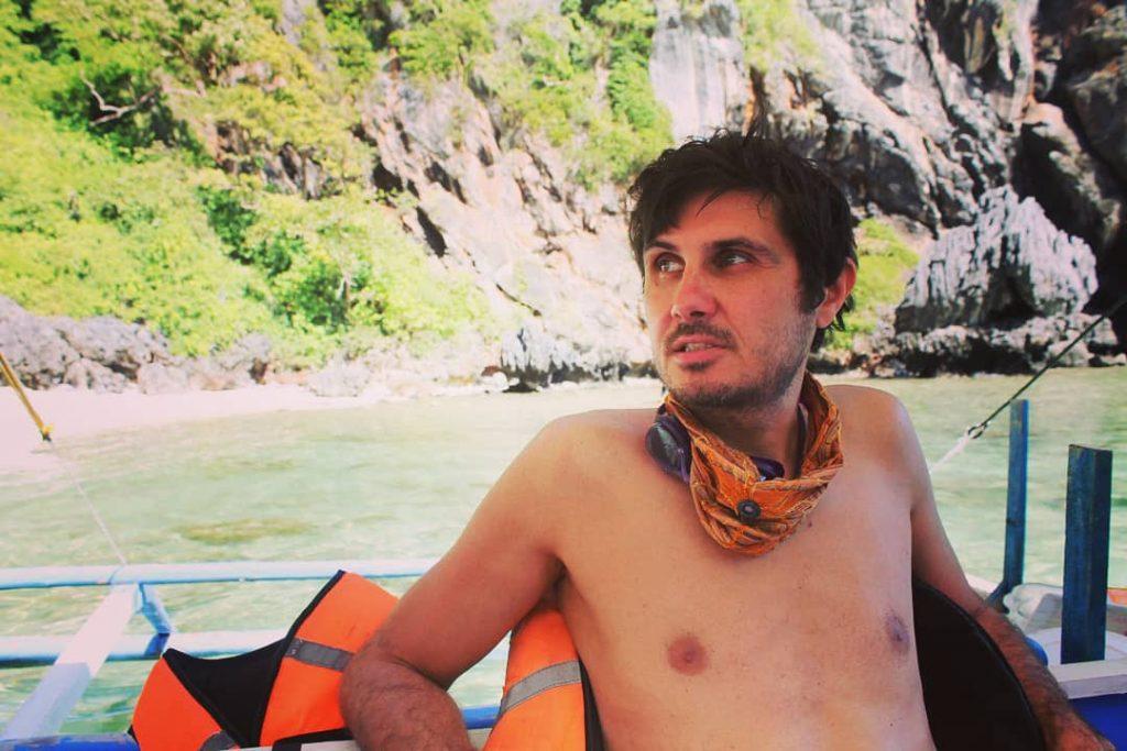 Pe barcă, Răzvan