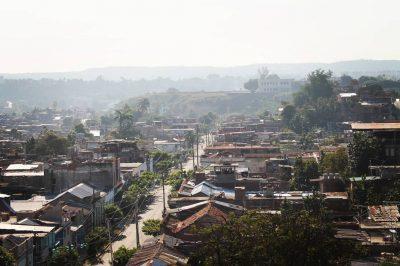 Santiago de Cuba, dimineața