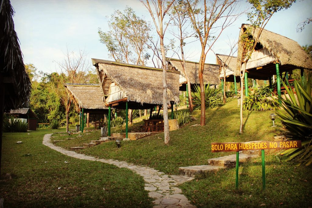 Cabañas rústicas în Las Terrazas