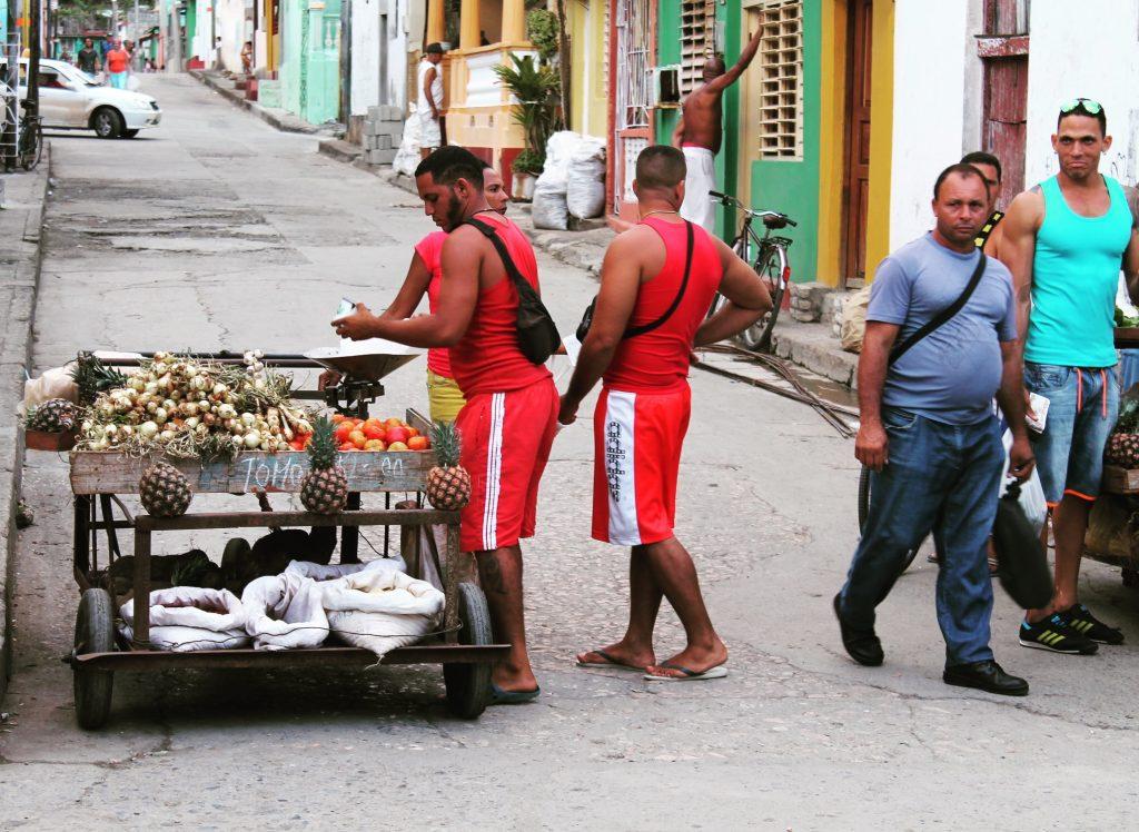 Piața de fructe