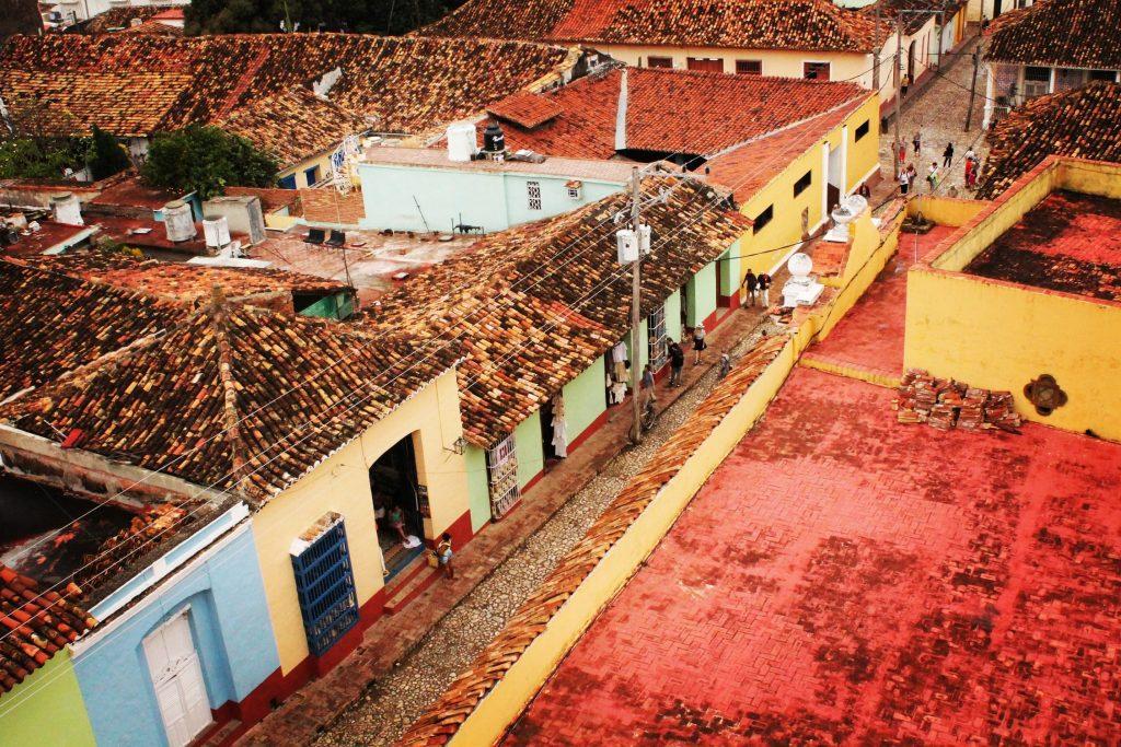 Acoperișurile din Trinidad sunt irezistibile