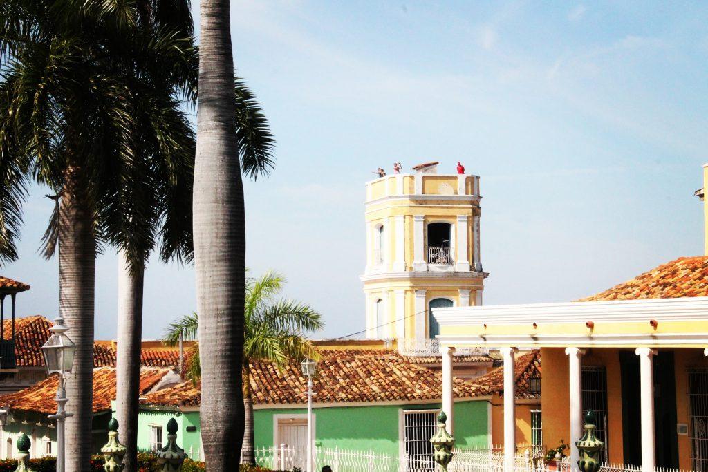 Turnuri și turnulețe în Trinidad