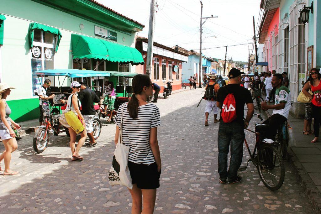 Străduțe de Trinidad
