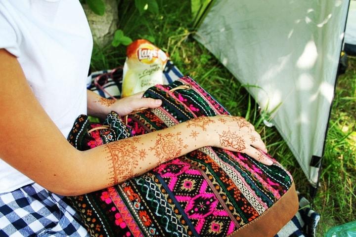 Henna la Blaj
