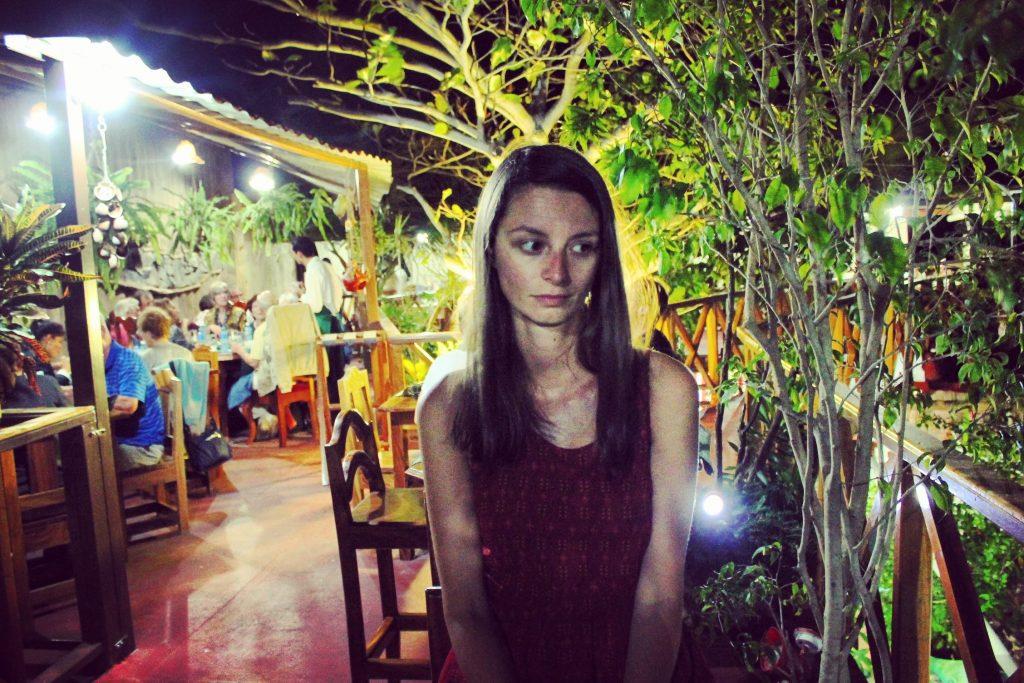 Un restaurant ca o junglă