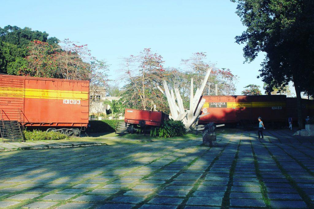 Celebrele vagoane au rămas în aceeași poziție din '59