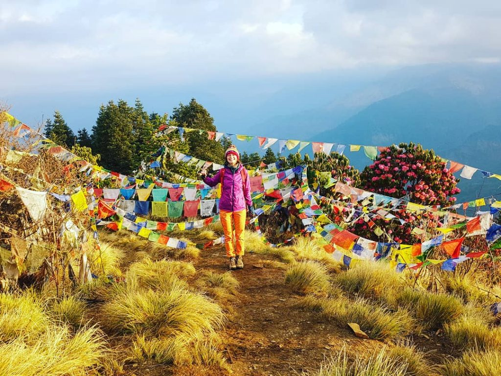 Poon Hill, 3210 m