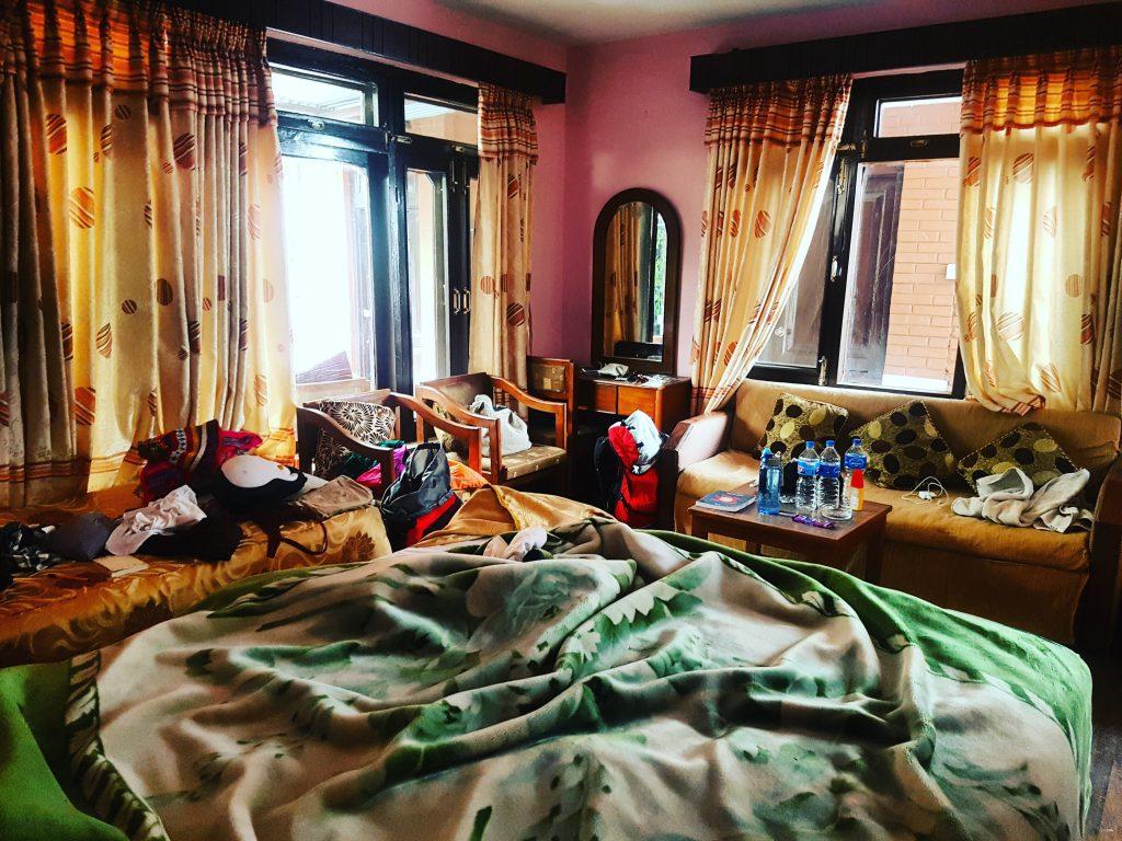 Camera de la Sun Rise Cottage