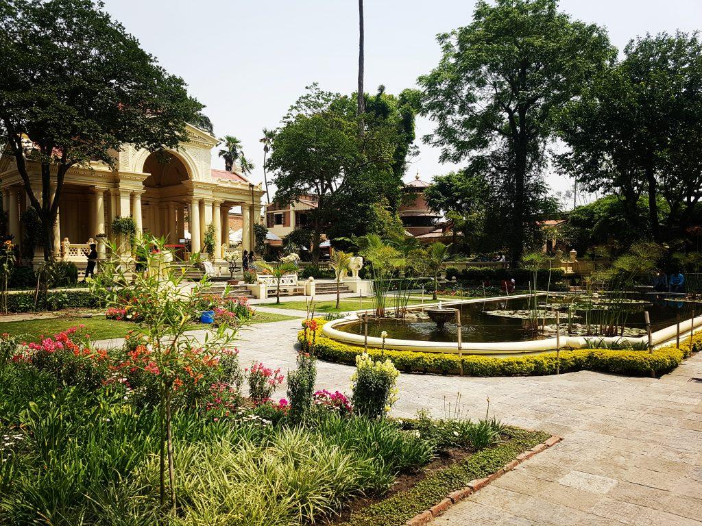 Gardens of the Dream.