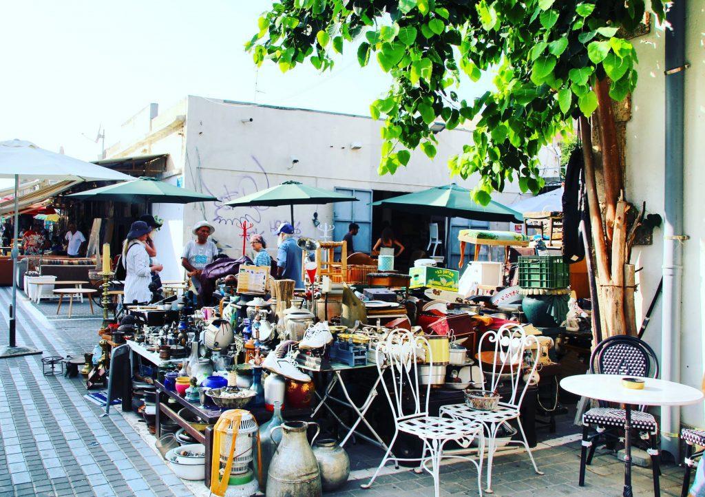 Old Jaffa Flea Market