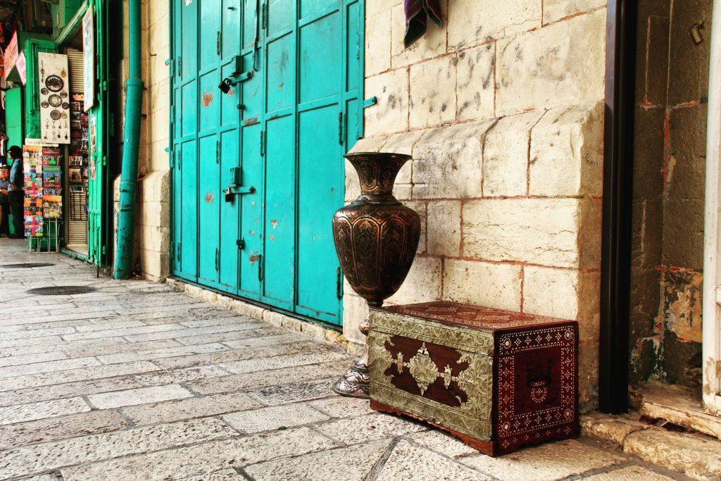 Ierusalim, orașul vechi