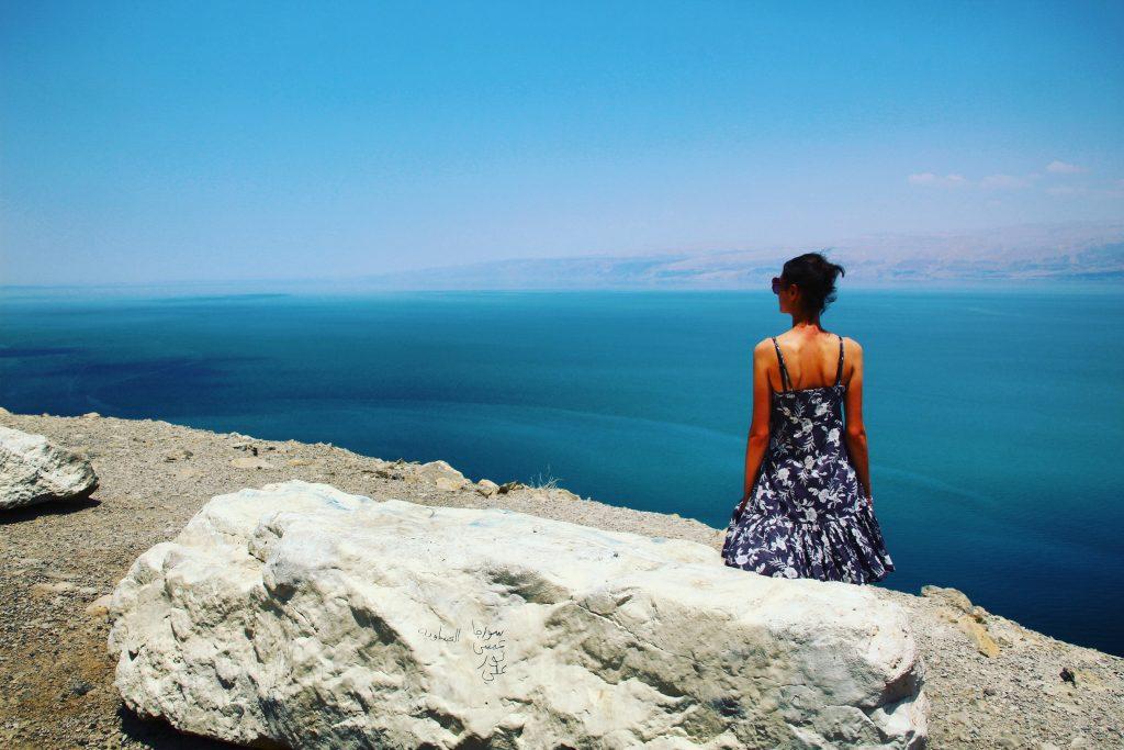 Prima urmă din Marea Moartă