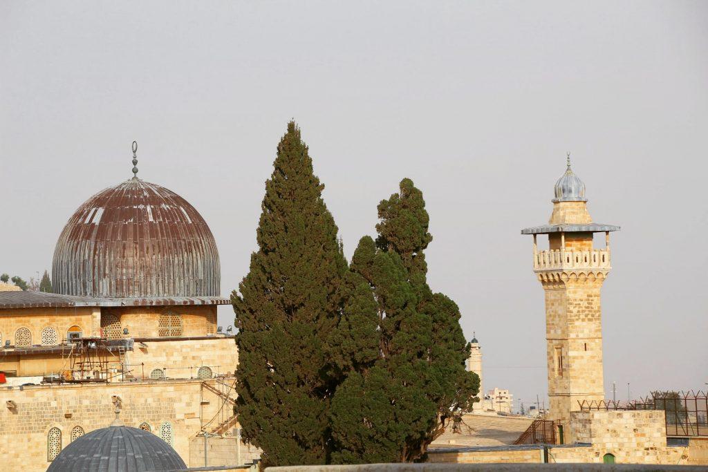 Moscheea Al-Aqsa, Temple Mount