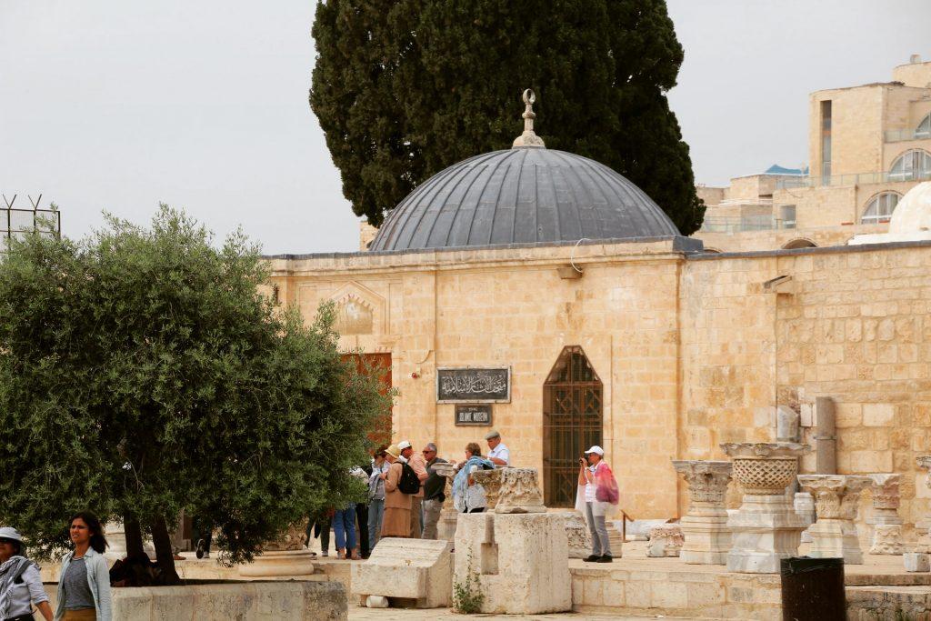 Moscheea Al-Aquesa