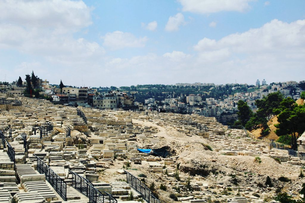 Cel mai vechi și mare cimitir evreiesc