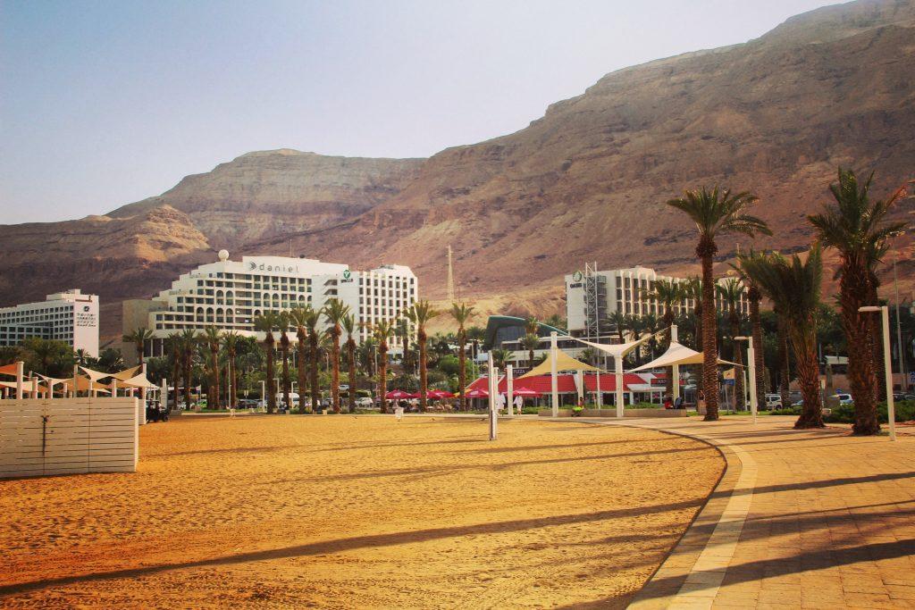 Ein Bokek, Marea Moartă