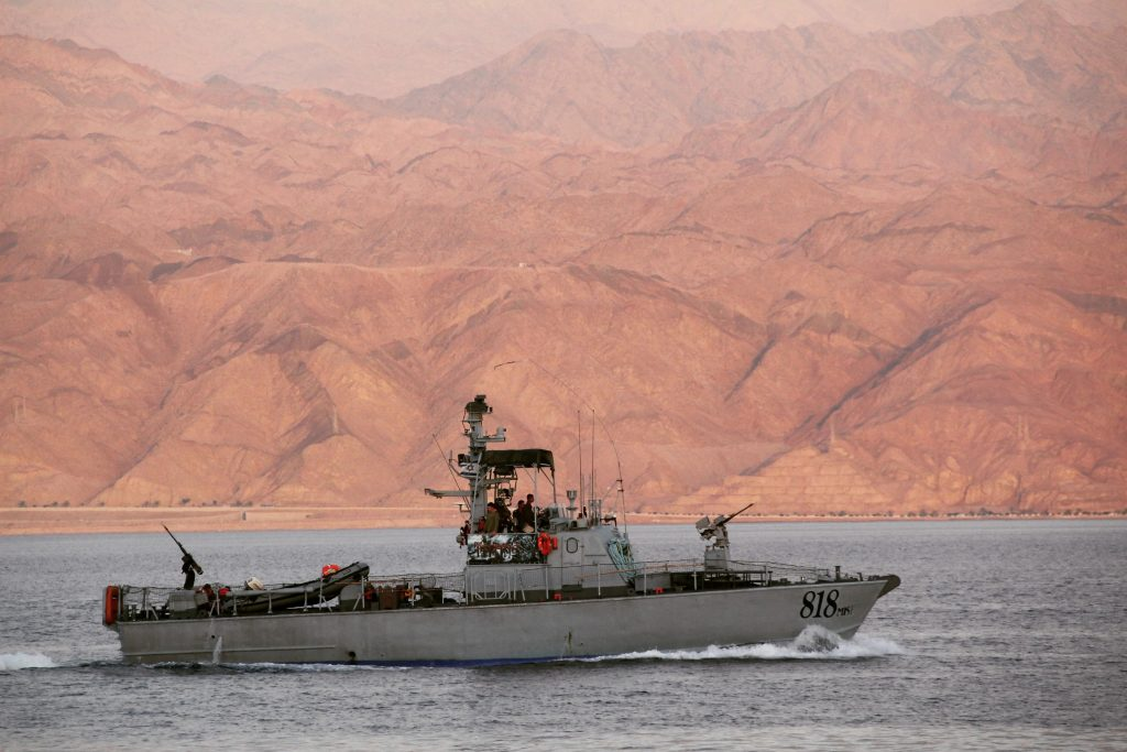Vase militare în Mare Roșie