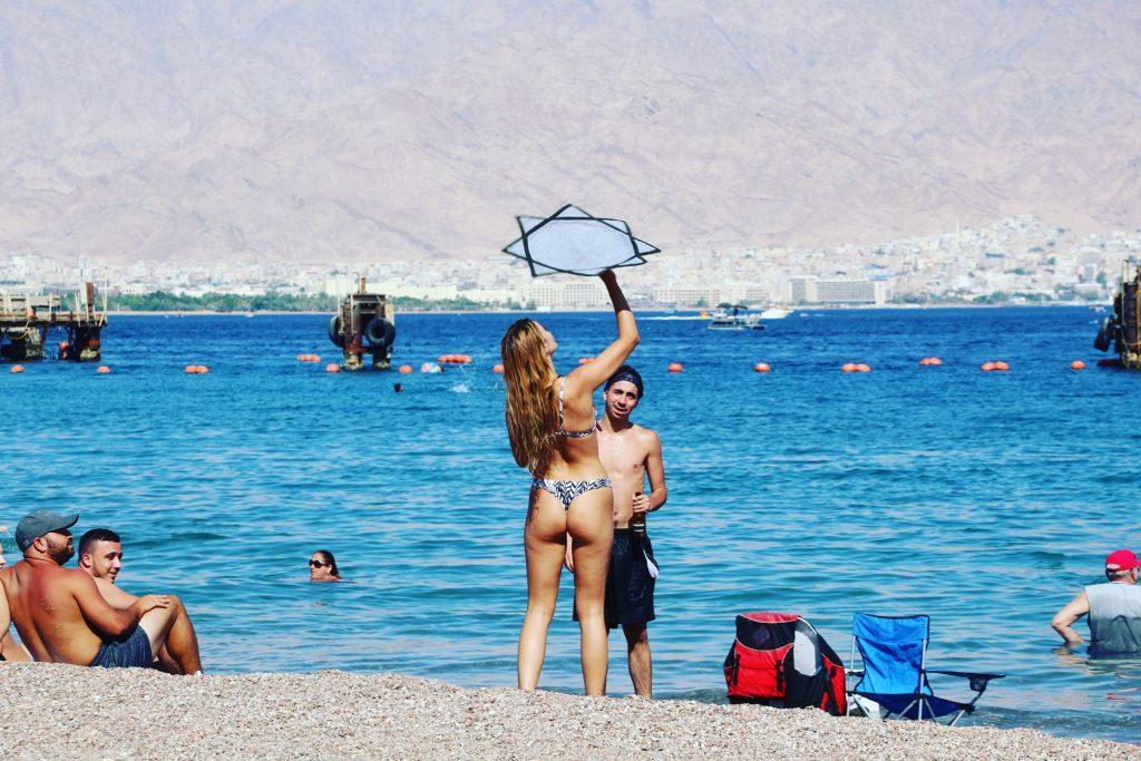 Tot felul de distracții prin Eilat