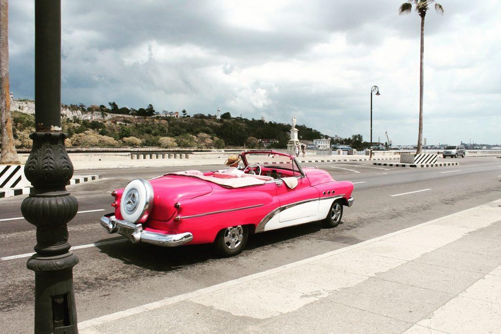 Mașinile obișnuite din Havana și Cuba, în general