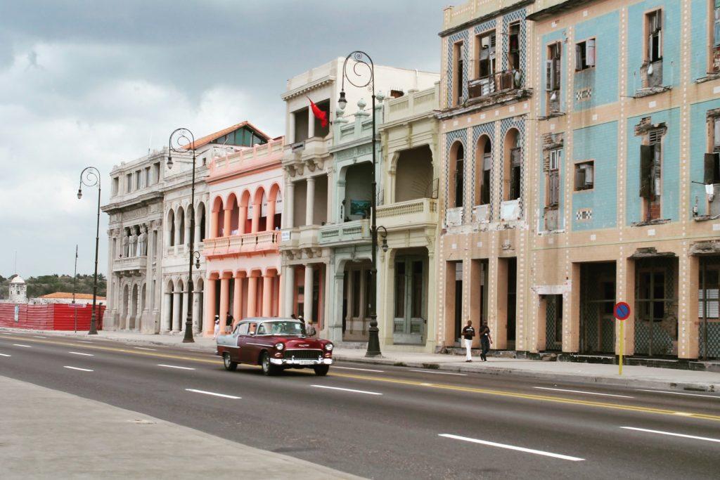 Străzile din Havana