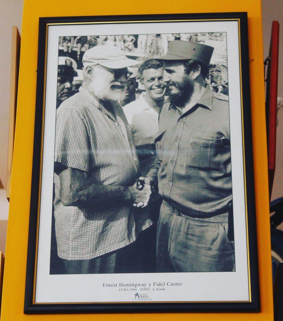 Ernest + Fidel