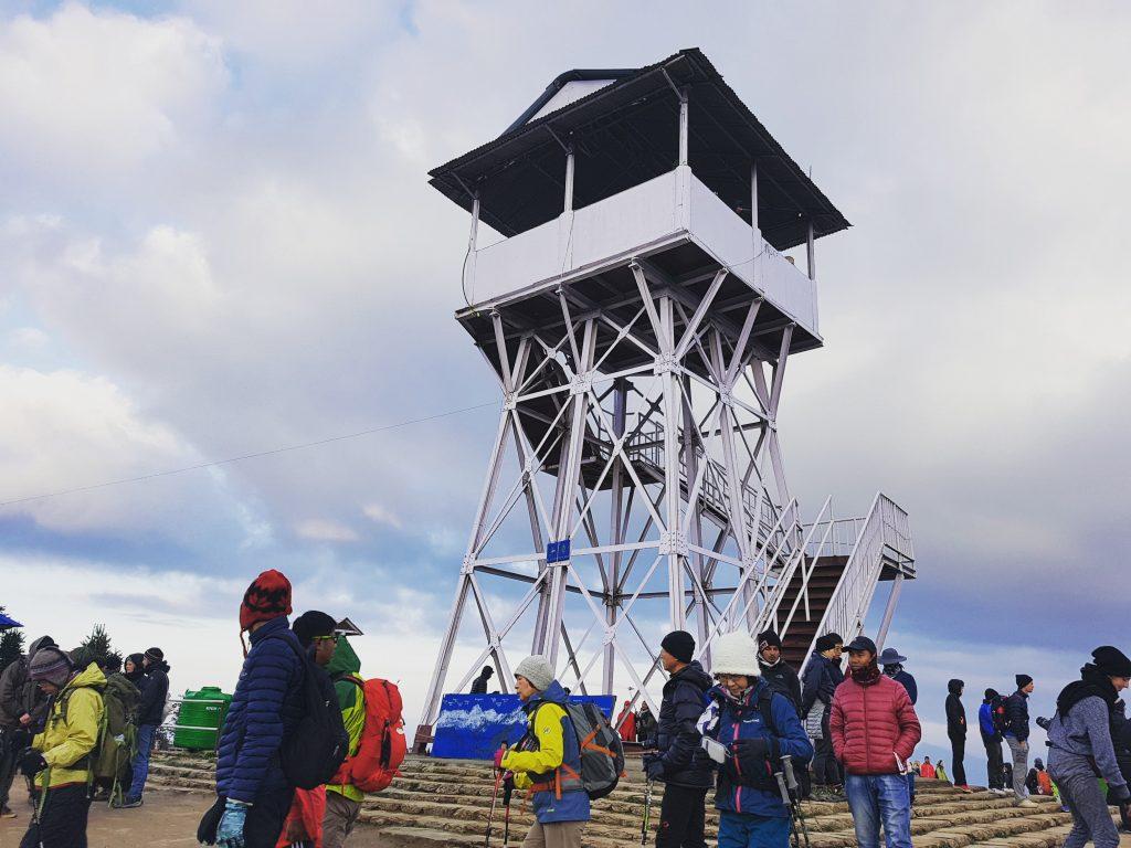 Turnul de la Poon Hill