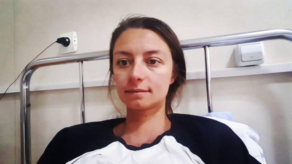 Cu febră dengue la Spitalul Victor Babeș