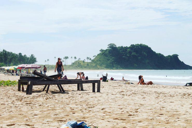 Plaja Nacpan, Palawan