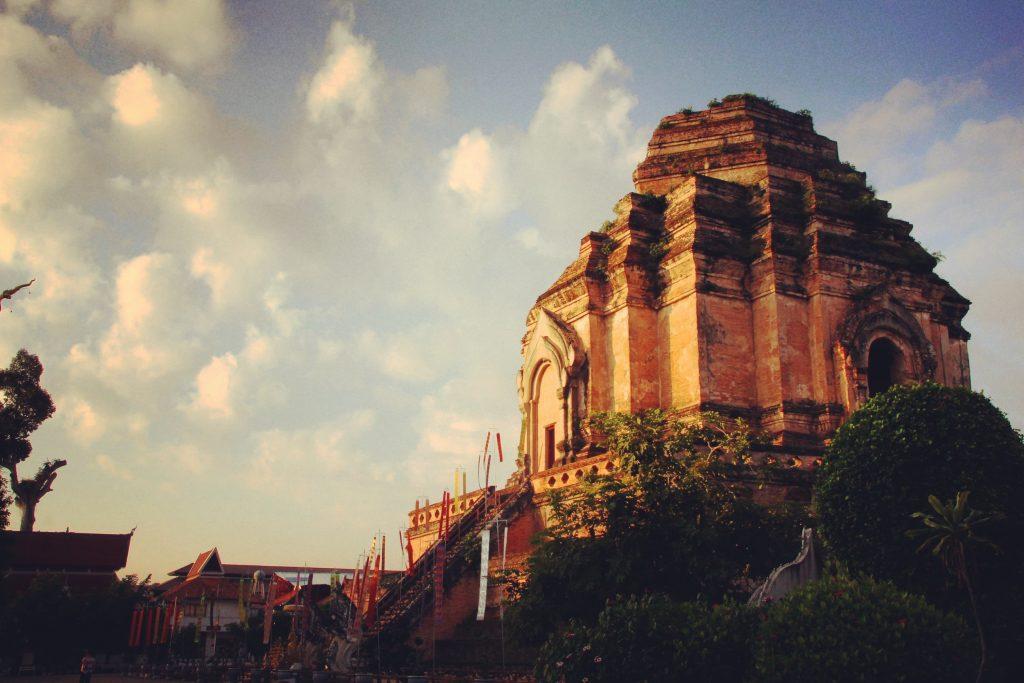 Pagoda construită în 1441.
