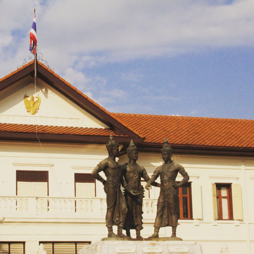 Monumentul celor Trei Regi