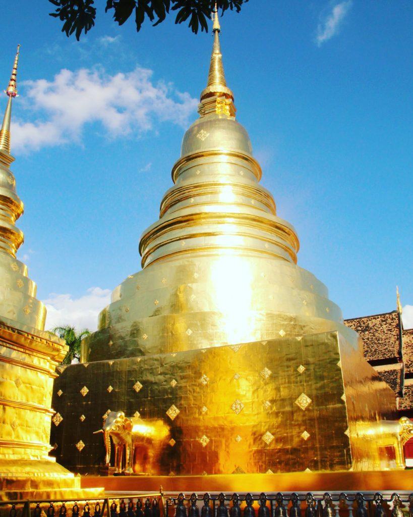 Mult auriu Wat Phra Singh