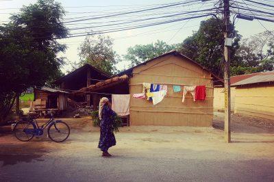 Sauraha este satul-bază pentru excursiile în Chitwan