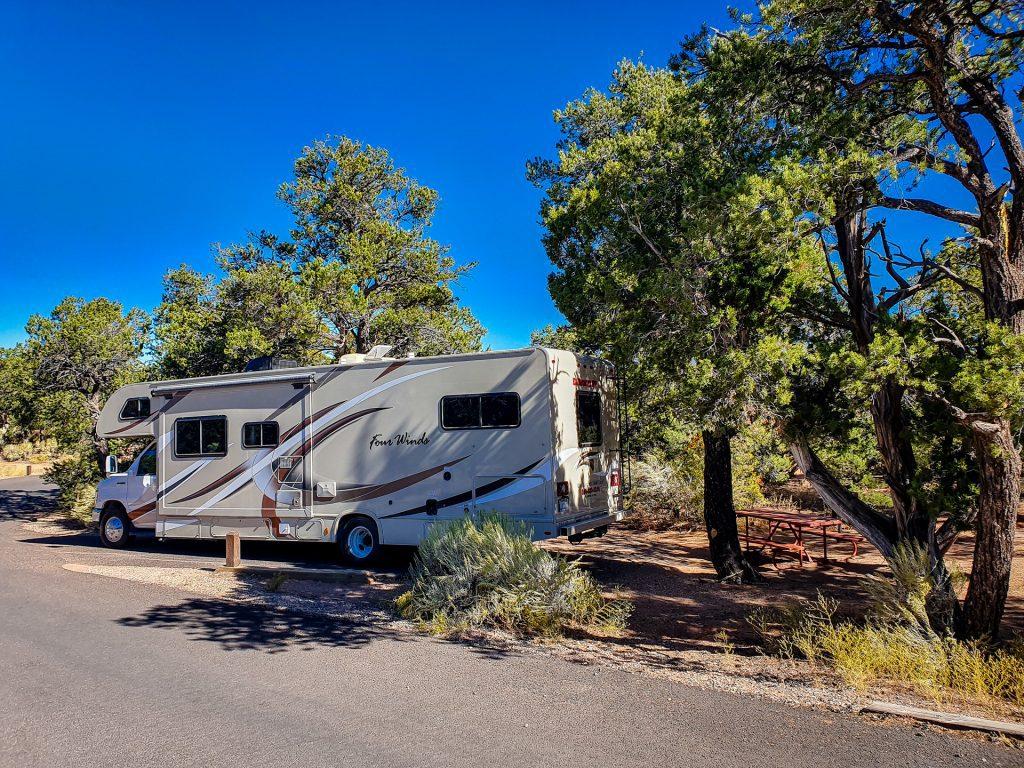 Camping gratuit, în Arizona